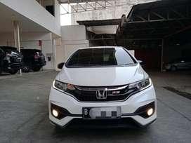 Honda jazz rs at 2018 putih