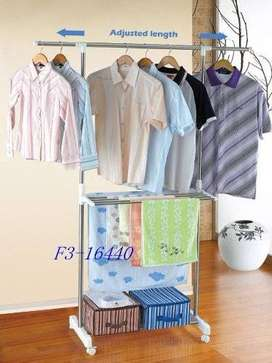 Single Pole Clothes Rack new Style