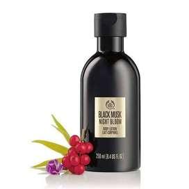 Body Lotion - The Body Shop Black Musk Night Bloom 250ml