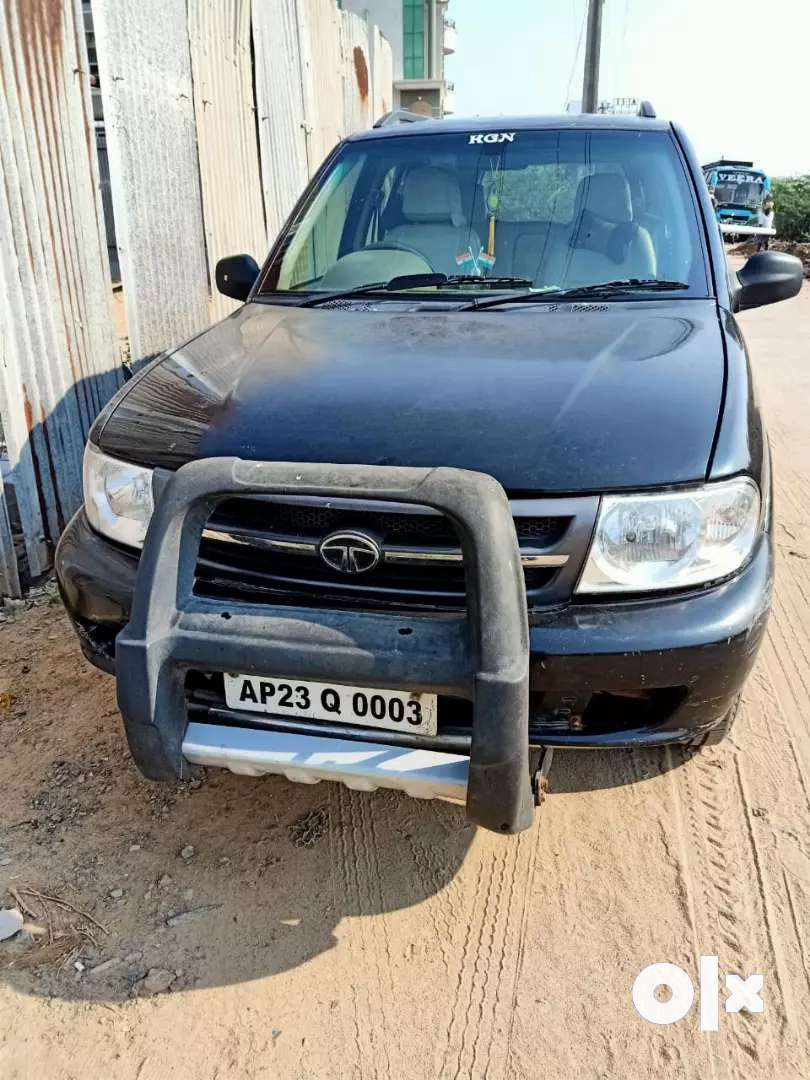 Tata Safari 2008 Diesel Good Condition 0