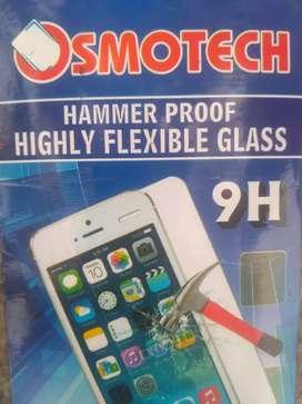 Osmotech flexible glass