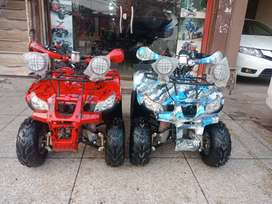 For Disable Persons 125cc Atv Quad Bikes With Reverse Gear