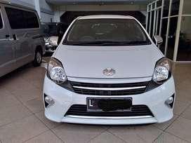Toyota Agya G 1.0 A/T 2015 White / Putih