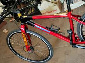 Gravel bike mosso
