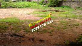 Near Domestic Airport,10 Cents,Lorry Plot For Sale...SudheerJeeS...