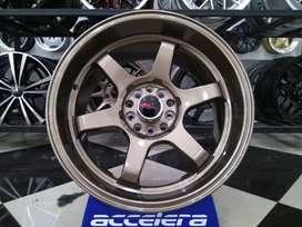 velg racing HSR tokyo r18 for civic turbo camry BMW