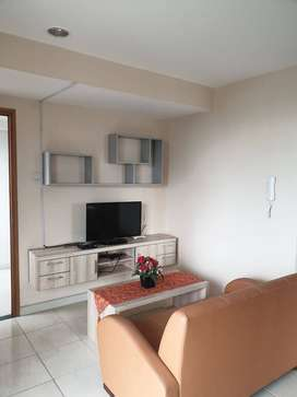 Apartemen 2 br fully furnished sewa bulanan