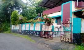 House for sale with flour mill(4000sq.ft,carpet area 2000 sq.ft)