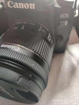 New Canon 77D