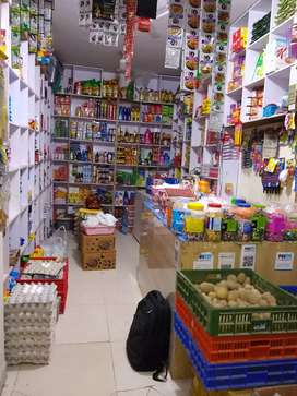 Excellent Corner shop in highend society earning rent of Rs 26,000/ pm