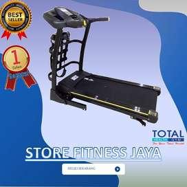Treadmill elektrik TL 636 | 2Hp