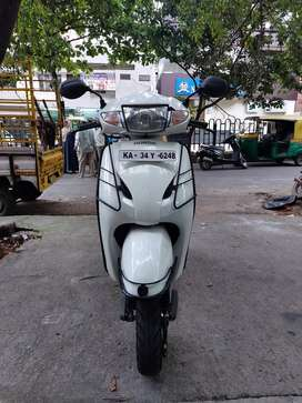 A WELL MAINTAINED HONDA ACTIVA FOR IMMEDIATE SALE