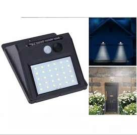 Lampu Taman Solar Motion Sensor LED Light