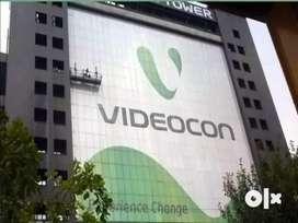 Receptionist / CCE jobs in Videocon process