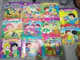 Buku cerita anak muslim murah
