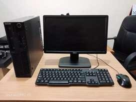 PC Lengkap Lenovo intel G 850 untuk Kantor Anda