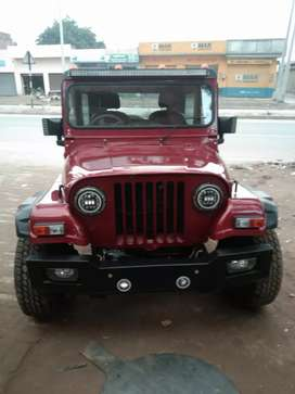 Willy jeep modified