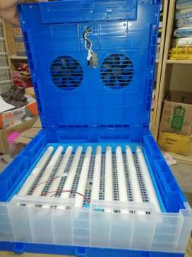 Dual powder Rolling Incubator's with Humidifier