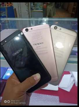 Oppo A57 brand new fresh kits A+++ condition
