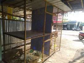 Cage For sales