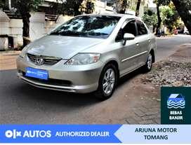 [OLX Autos] Honda City 2004 1.5 iDSI A/T Bensin Coklat #Arjuna Tomang