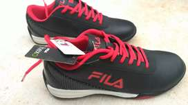 New Fila black Light weight  casual shoes