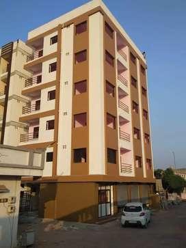Apartment 1BHK only 8.30 lacs Rupess.3 flats per floor,corner Building