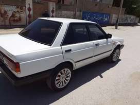 Nissan/ sunny patrol and cng modal 1987  km.175380 registration lahor