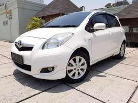 Toyota Yaris E 1.5 At 2012 Servis Record Kondisi Terawat Siap Pakai