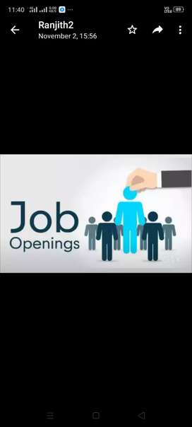 Wanted persons from various field including IT and automobile industry