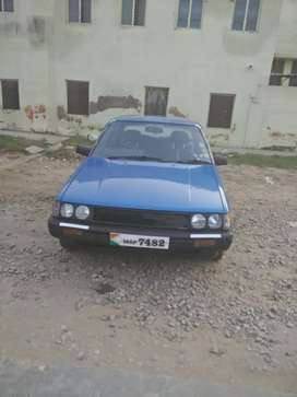 London make imported Toyota Corolla 1984 Petrol Well Maintained
