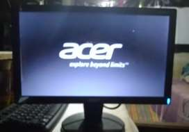 Monitor ACER LED 16 Inch wide screen type P166HQL