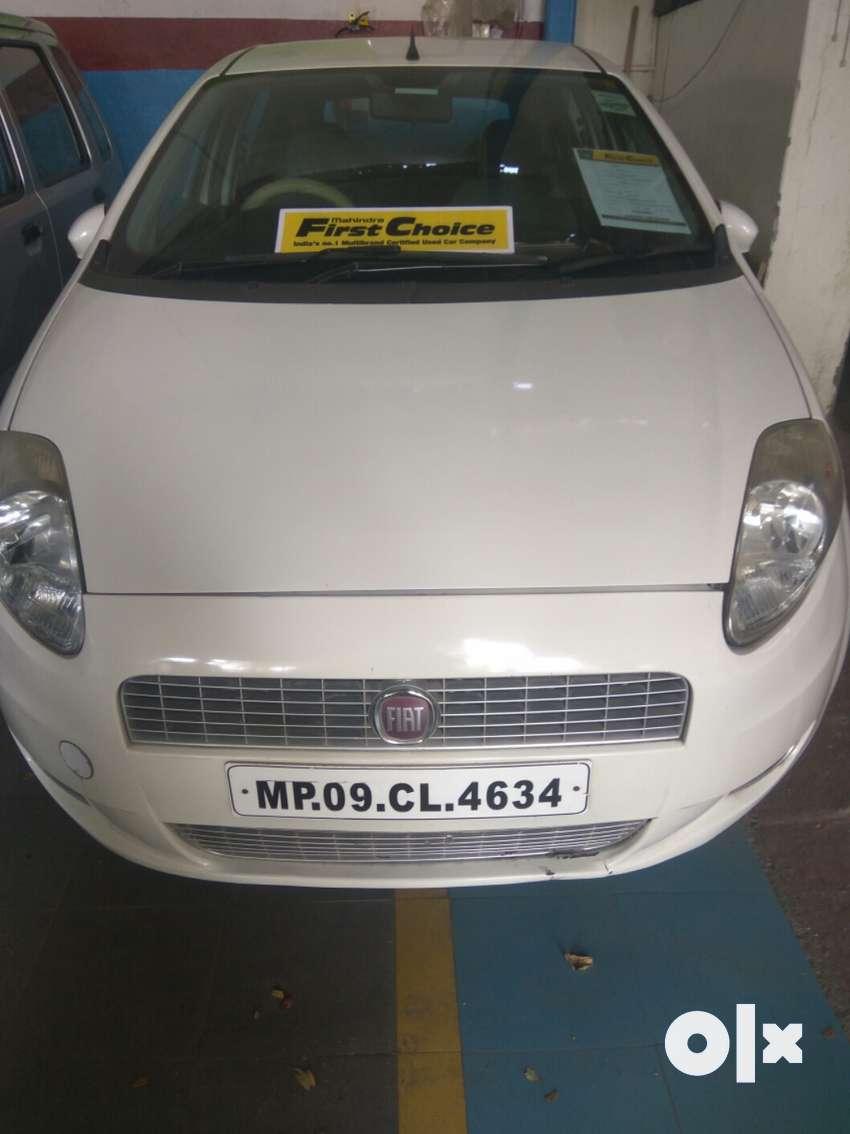Fiat Punto, 2012, Petrol 0