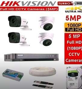 Jasa layanan Pasang Camera cctv serpong