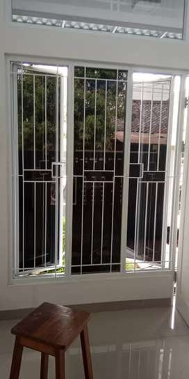 Pintu teralis jendela minimalis pengaman spesialis desigs
