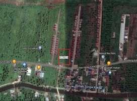 Dijual Tanah Jl Kakap (dekat SPBU dan Siantan Hulu)