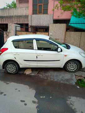 Good condition with less driven