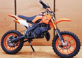 New 50cc Super pocket for kids 5 to 12