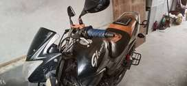 Nice and smooth bike.  Good condition