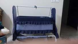 Cradle blue colour