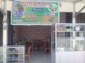 over kontrak slama kurleb 4 thn kios pasar cheng ho depan pasar induk