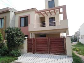 8 Marla Double Unit House Sector B Bahria Town Lahore.