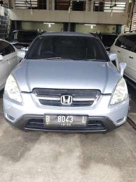 Honda CR-V 2004 AT istimewa pajak hidup siap pakai no dandan dan PR