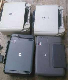 4 unit Printer, (print,scan,copy)