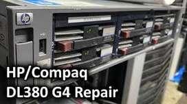 HP SERVERS 32BIT DL380 G2 G3 G4 AVL SPARES ALSO