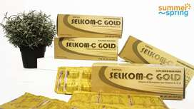Selkom C Gold / Strip