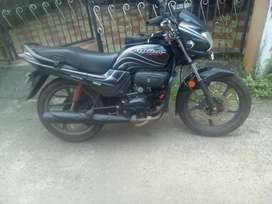 Hero passion pro 2014 model good condition all paper clear