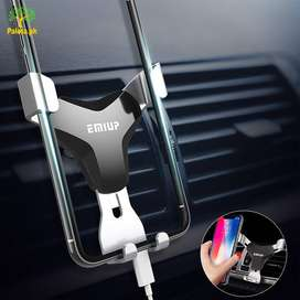 Car Phone Holder Universal Air Vent Mount Clip Cell Holder For Phones