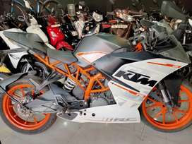 RC 390 abs only9000km