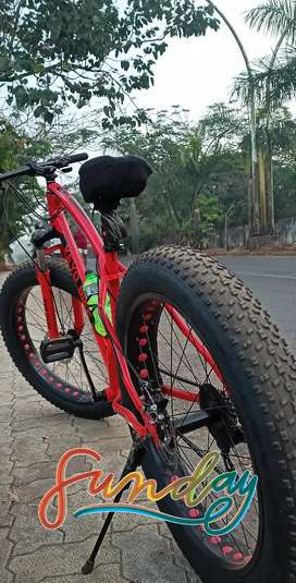 Keyobike fat cycle 21 gear